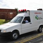 A ambulância da Associação Independente dos Moradores da Prainha do Canto Verde e Adjacências – AIMPCVA, foi o primeiro veículo a chegar ao local do grave acidente que aconteceu no...